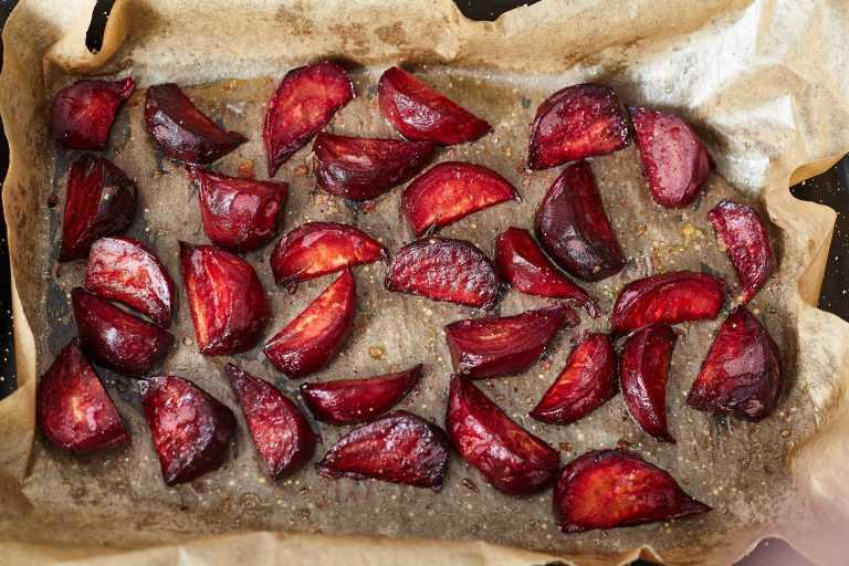 Roasted Beets Recipe Image
