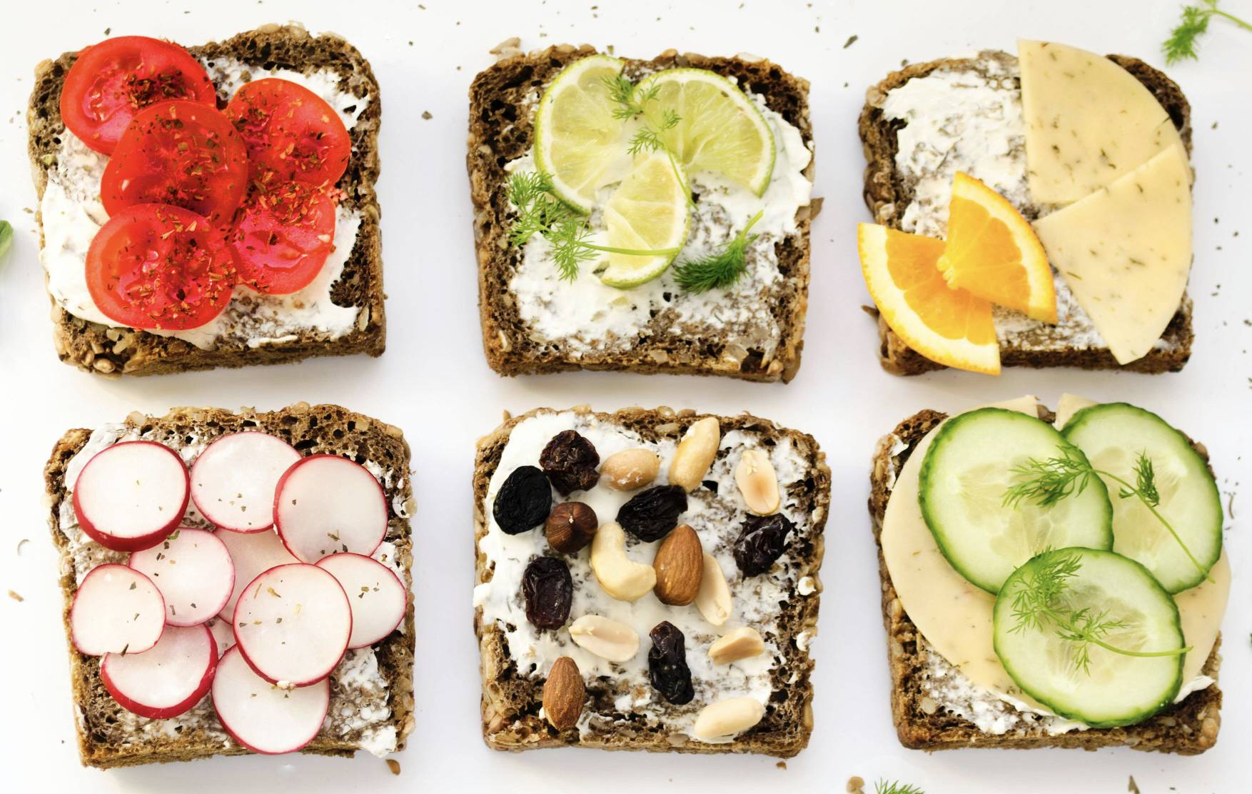 Healthy Toast for Cancer Survivorship